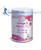 Be Life Omega 3 magnum 1400 45 capsules gezondheidswebwinkel.nl