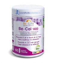 Be Life Rode Gist Rijst Be-col 1400 bio 120 softgels gezondheidswebwinkel.nl