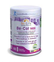 Be Life Rode Gist Rijst Be-col 1400 bio 60 softgels gezondheidswebwinkel.nl