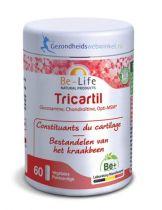 Be Life Tricartil Glucosamine Chondroïtine 60 softgels gezondheidswebwinkel.nl