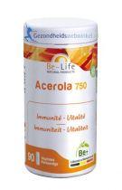 Be Life Vitamine C Acerola 750 bio 90 softgels gezondheidswebwinkel.nl
