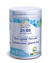 Be Life Zink vit B6 60 softgels gezondheidswebwinkel.nl