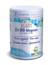 Be Life Zink vit B6 magnum 60 softgels gezondheidswebwinkel.nl