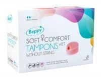 Beppy Soft+ comfort tampons wet 8 Stück