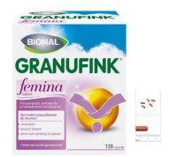 Bional Granufink Femina 120 capsules gezondheidswebwinkel