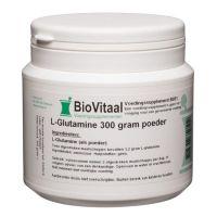 Biovitaal L Glutamine poeder kopen bij Gezondheidswebwinkel