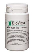 Biovitaal MSM 120 tabletten kopen bij Gezondheidswebwinkel