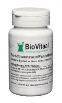 Biovitaal Pantotheenzuur/Pantethine Complex kopen bij gezondheidswebwinkel