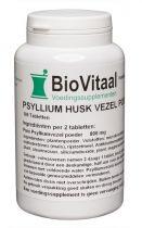 Biovitaal Psyllium Husk Vezelpoeder 400mg kopen bij gezondheidswebwinkel