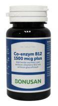 Bonusan Co Enzym B12 1500 mcg plus 180 tabletten gezondheidswebwinkel