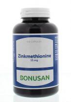 Bonusan Zink Methionin 15 mg 300 Kapseln