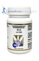 Branched Chain Aminozuren Met B6 Vital Cell Life gezondheidswebwinkel