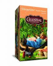 Celestial Seasonings Sleepytime peach flavour Gezondheidswebwinkel