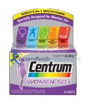 Centrum Women 50+ Advanced  gezondheidswebwinkel