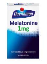 Davitamon Melatonine 1 mg 30 tabletten gezondheidswebwinkel