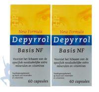 Depyrrol Basic New Formula Duo Packung 120 Kapseln