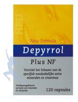 Depyrrol Plus New Formula 120 capsules nu €34.95