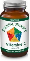 Essential Organics Vitamin C 1000 mg 100 Kapseln