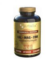 Artelle Calcium Magnesium Zink 250 tabletten