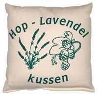 Marco Polo Hop Lavendel Kussen 40x40