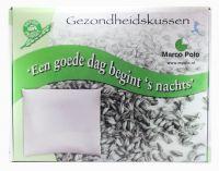 Marco Polo Millet-Gierst Kussen 40x40 cm