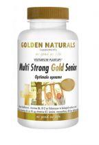Golden Naturals Multi strong gold senior 60 tabletten gezondheidswebwinkel