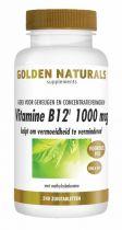 Golden Naturals Vitamin B12 1000 mcg Vega 240 Lutschtabletten