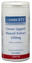 Lamberts Groenlipmossel 90 tabletten