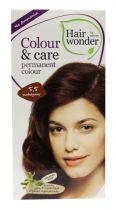 Hairwonder Colour en Care Mahonie 5.5 gezondheidswebwinkel