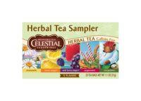 Herbal Tea Sampler Celestial Seasonings gezondheidswebwinkel