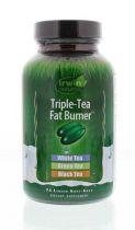 Irwin Naturals Triple tea fat burner gezondheidswebwinkel