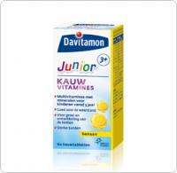Junior 3+ Banaan Davitamon gezondheidswebwinkel