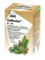 Kruidenthee 18 Gallexier Salus gezondheidswebwinkel