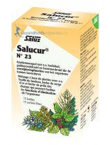 Kruidenthee 23 Salucur Salus gezondheidswebwinkel