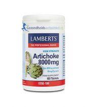 Lamberts Artisjok 8000 180 tabletten gezondheidswebwinkel