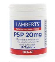 Lamberts Vitamin B6 (P5P) 20 mg 60 Tabletten