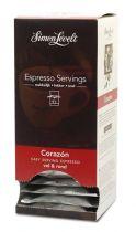 Levelt Espresso corazon servings koffie 20x7 gram gezondheidswebwinkel