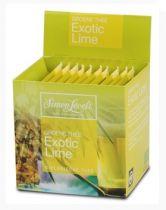 Levelt Exotic lime groene thee 10 theezakjes gezondheidswebwinkel
