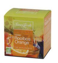 Levelt Rooibos orange 10 theezakjes gezondheidswebwinkel