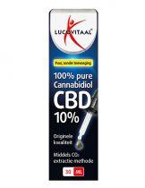 Lucovitaal CBD Olie 10% 30 ml gezondheidswebwinkel