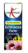 Lucovitaal Echinacea extra forte met cats claw gezondheidswebwinkel
