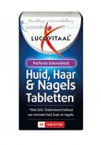 Lucovitaal Huid Haar Nagels 30 tabletten gezondheidswebwinkel.jpg