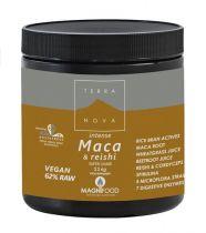 Magnifood Intense maca en reishi super shake 224 gram gezondheidswebwinkel