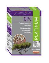 Mannavital OPC Platinum 60 capsules gezondheidswebwinkel