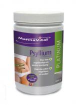 Mannavital Psyllium platinum 300 gram gezondheidswebwinkel