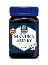 Manuka New Zealand Manuka Honing MGO 100+ 500 gram gezondheidswebwinkel