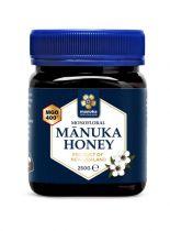 Manuka New Zealand Manuka Honing MGO 400+ 250 gram gezondheidswebwinkel