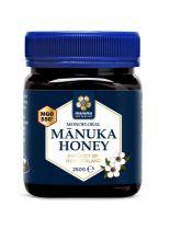 Manuka New Zealand Manuka Honing MGO 500+ 250 gram gezondheidswebwinkel