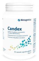 Metagenics Candex 45 capsules gezondheidswebwinkel