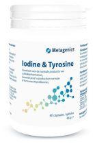 Metagenics Iodine en Tyrosine 60 capsules gezondheidswebwinkel